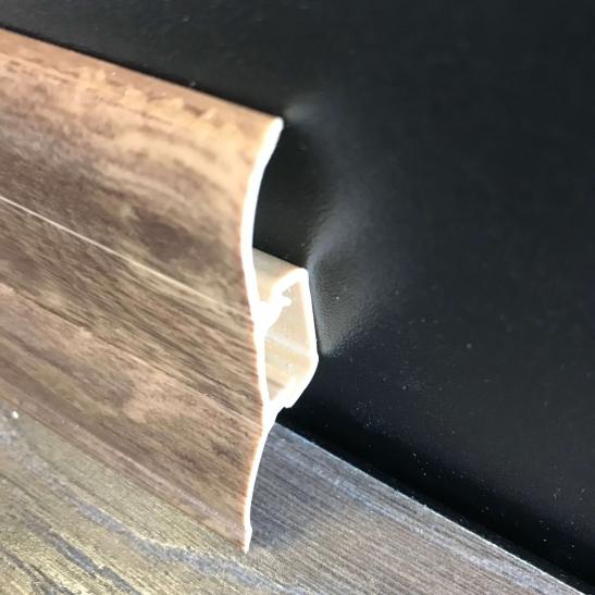 Soklová lišta Korner 6,2cm
